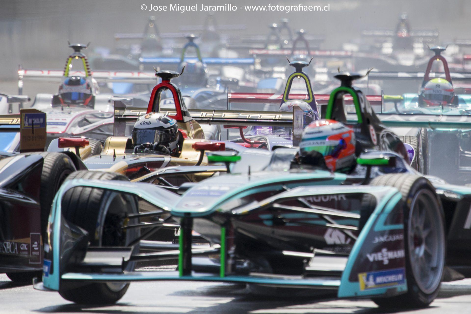 Formula E - Chile