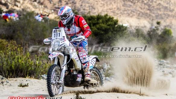 Dakar Chile 2014