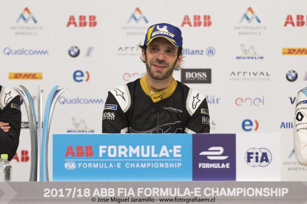 Formula E – ABB FIA Formula E Antofagasta Minerals Santiago E- Prix  2018