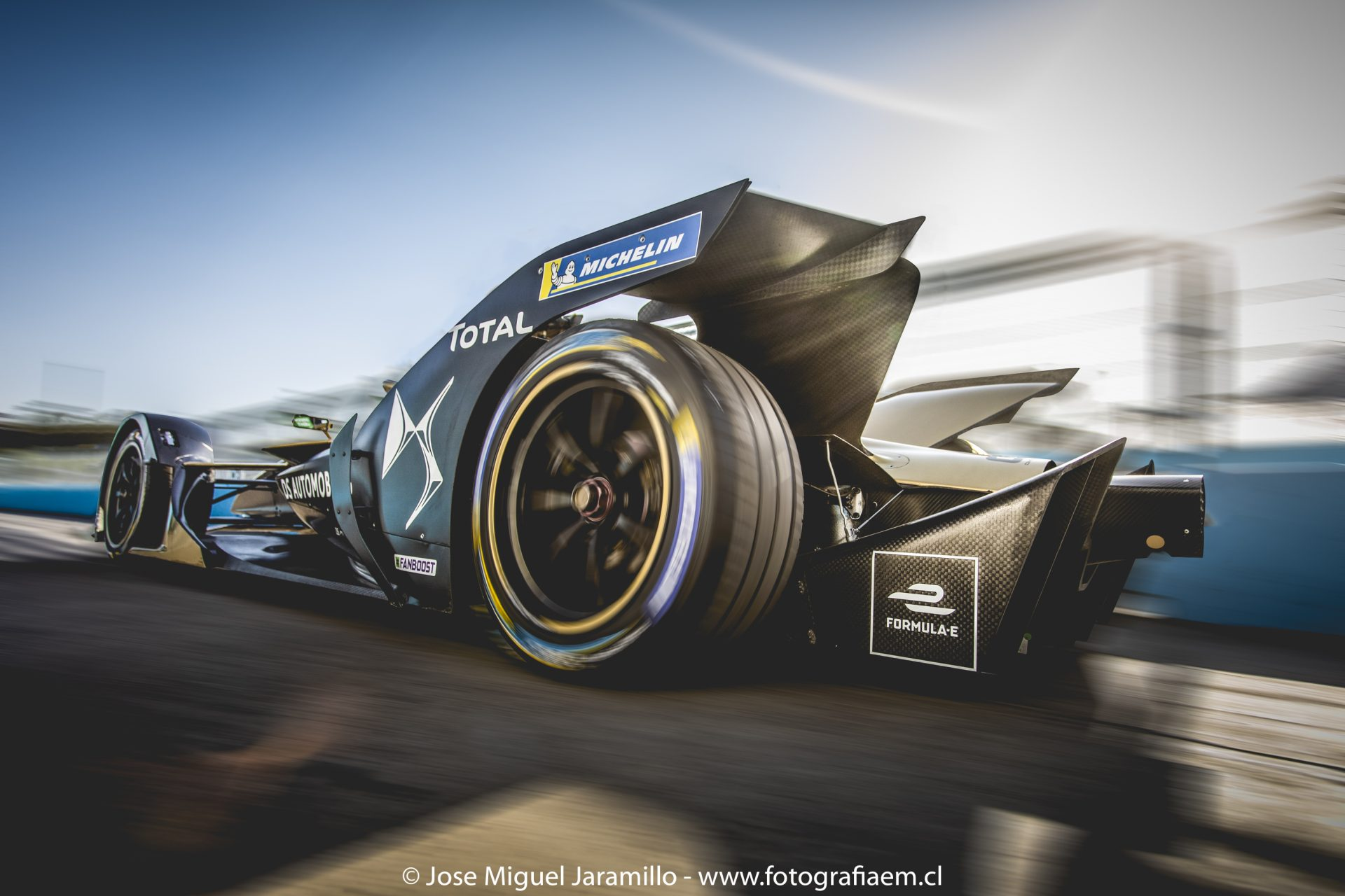 ABB FIA Formula E Antofagasta Minerals Santiago E- Prix  2019