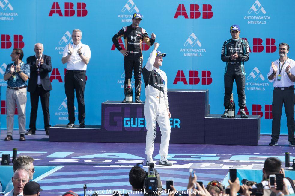 ABB FIA Formula E Antofagasta Minerals Santiago E- Prix  2020